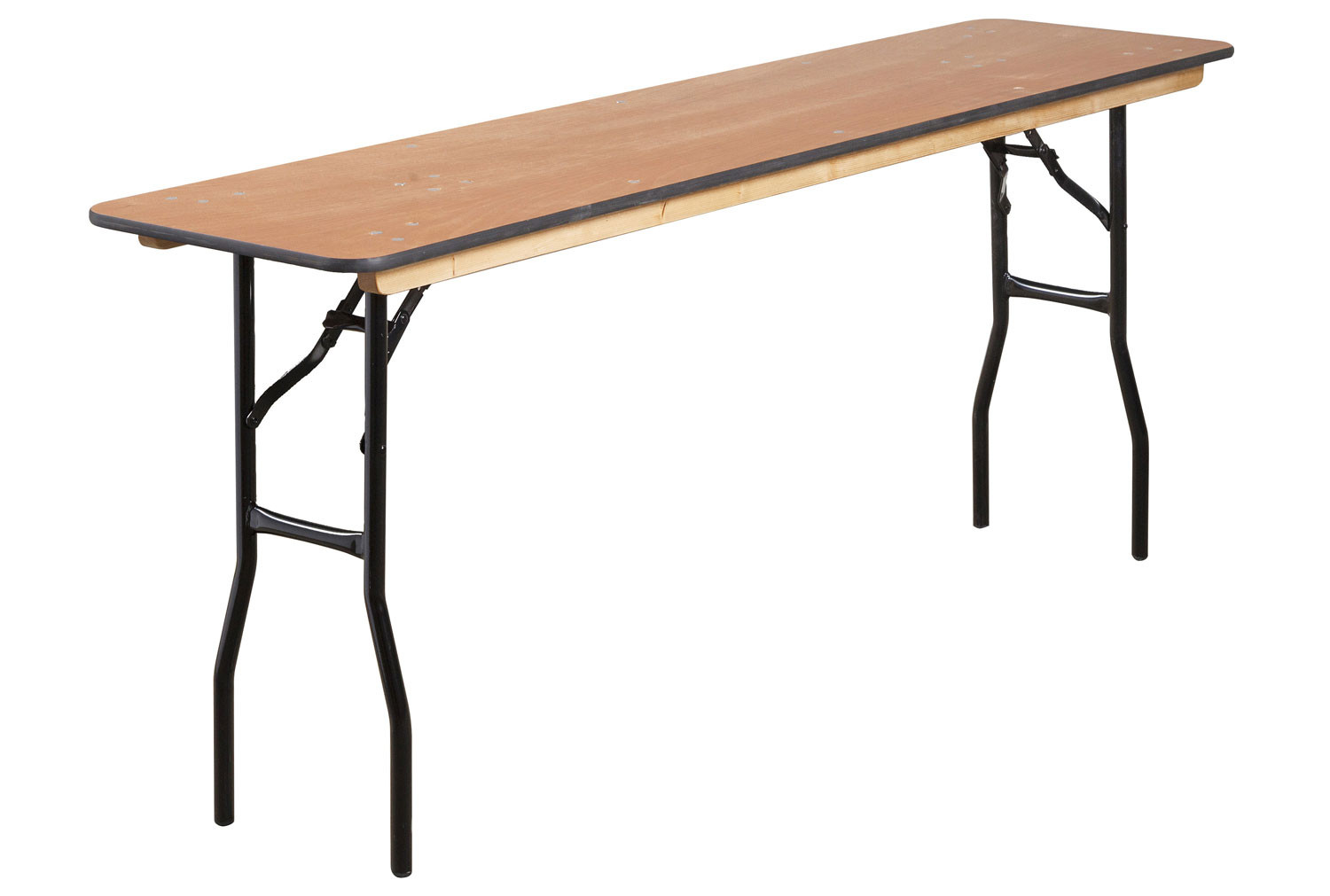 Lisboa Slimline Rectangular Folding Table