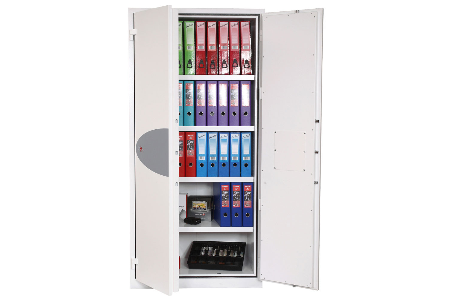 Phoenix Firechief FS1653E Fire Safe With Electronic Lock (615ltrs)