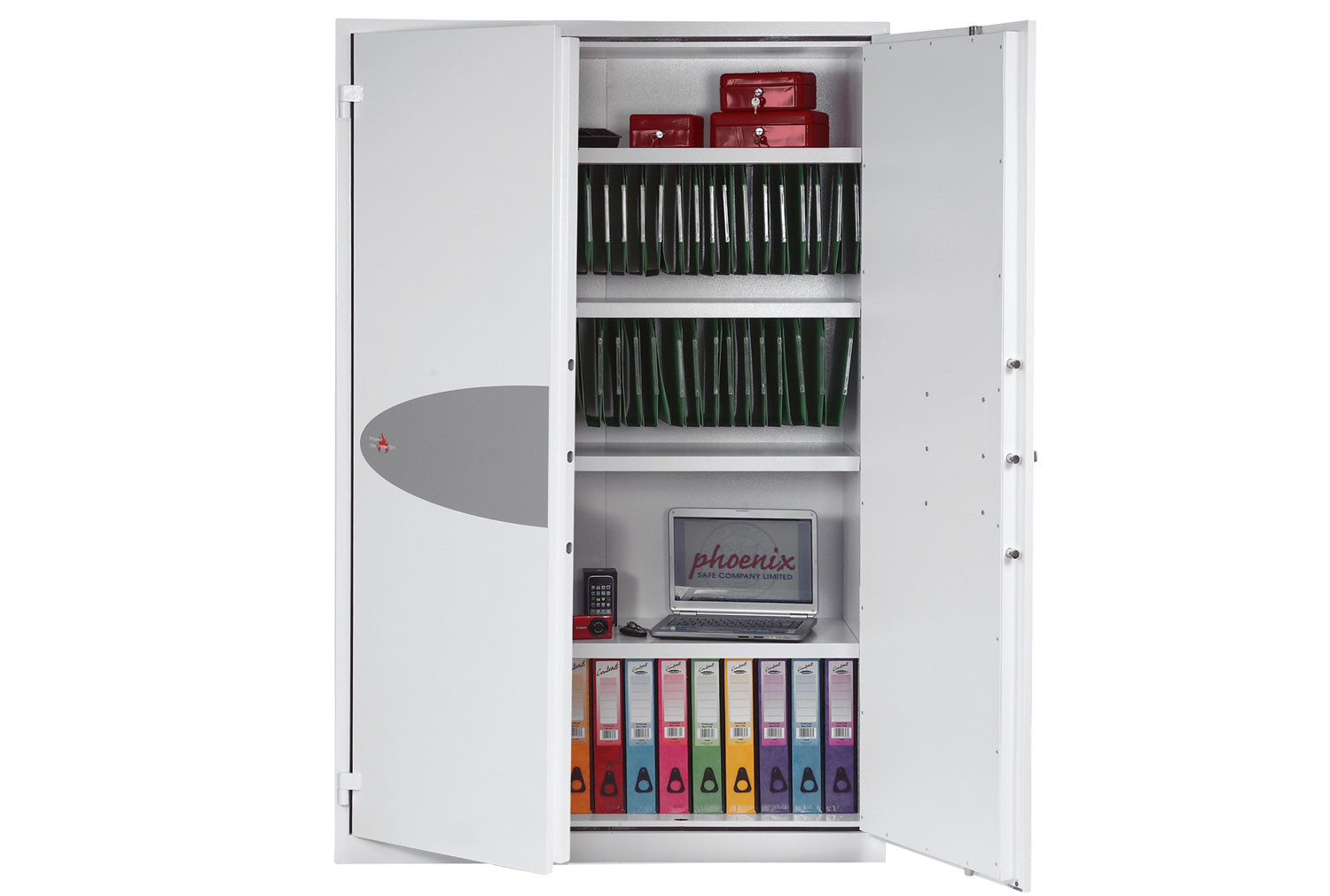 Phoenix Firechief FS1654E Fire Safe With Electronic Lock (817ltrs)