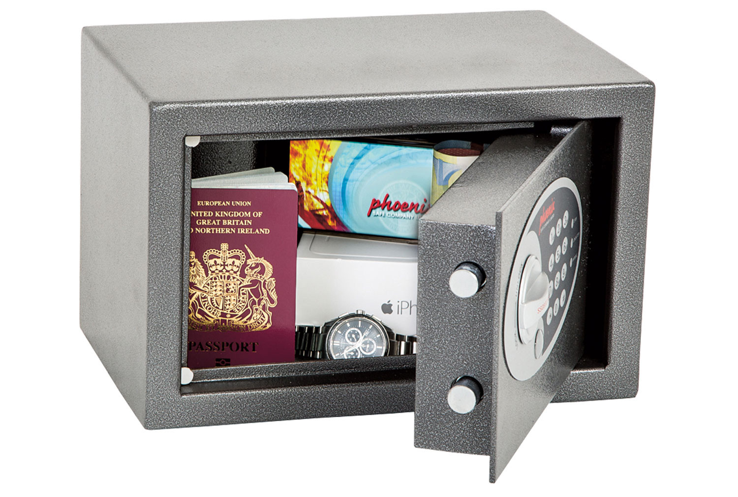 Phoenix Vela SS0801E Home Office Safe With Electronic Lock (10ltrs)