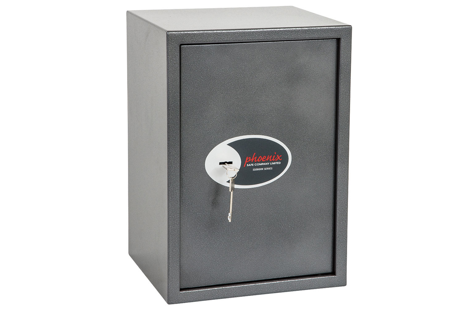 Phoenix Vela Ss0804K Home Office Safe With Key Lock (51Ltrs)