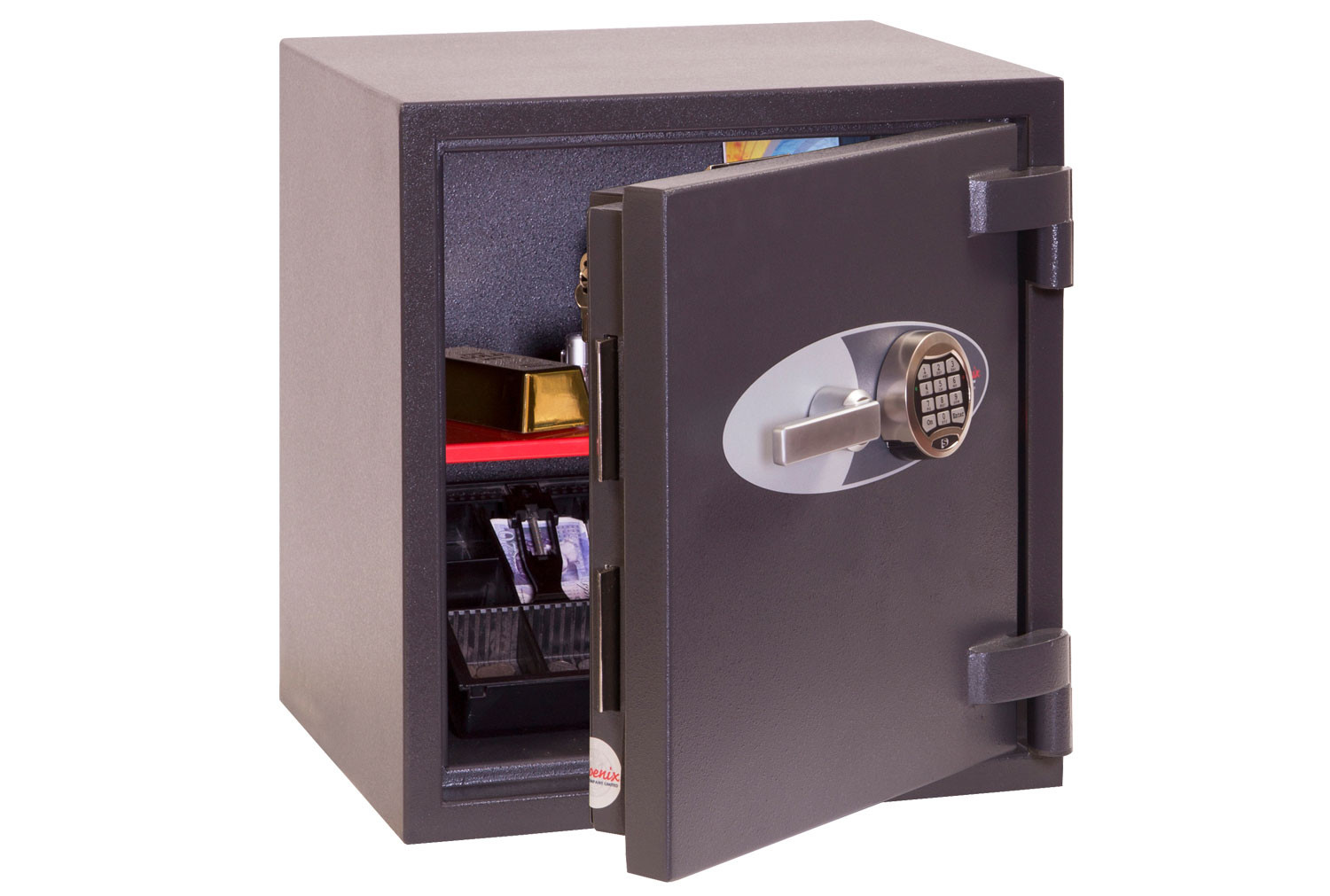 Phoenix Elara HS3551E High Security Safe With Electronic Lock (56ltrs)
