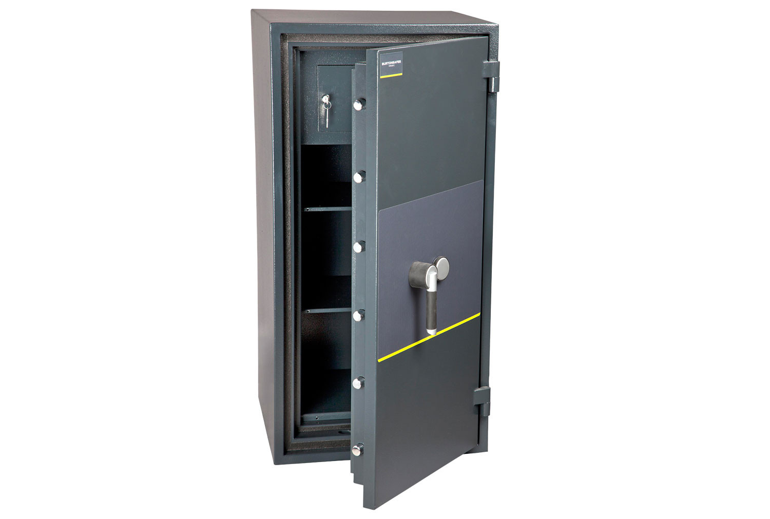 Burton Firesec 10/60 Fire Safe Size 3 With Key Lock (148ltrs)