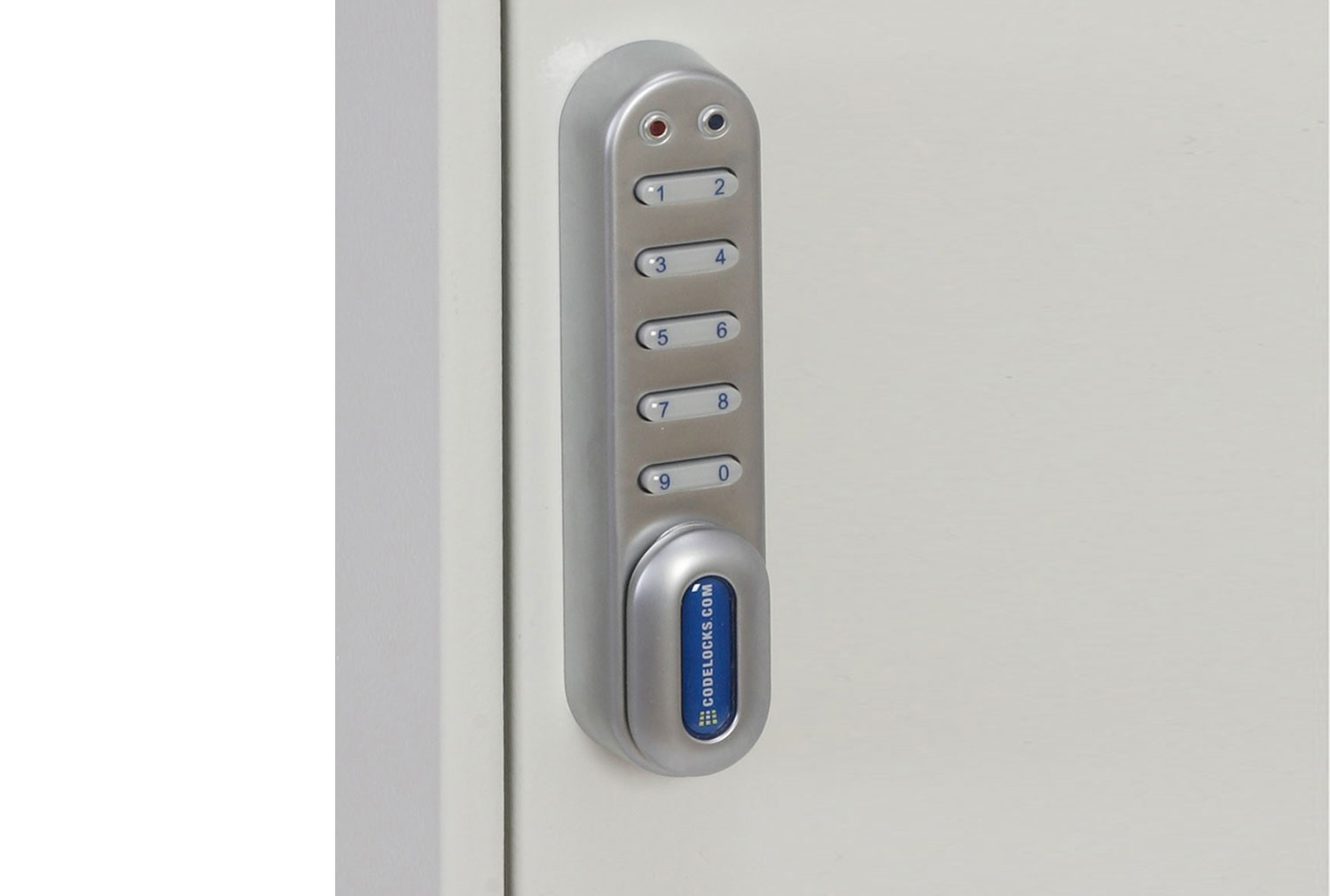 Phoenix KC0301E 50 Hook Deep Key Cabinet With Electronic Lock