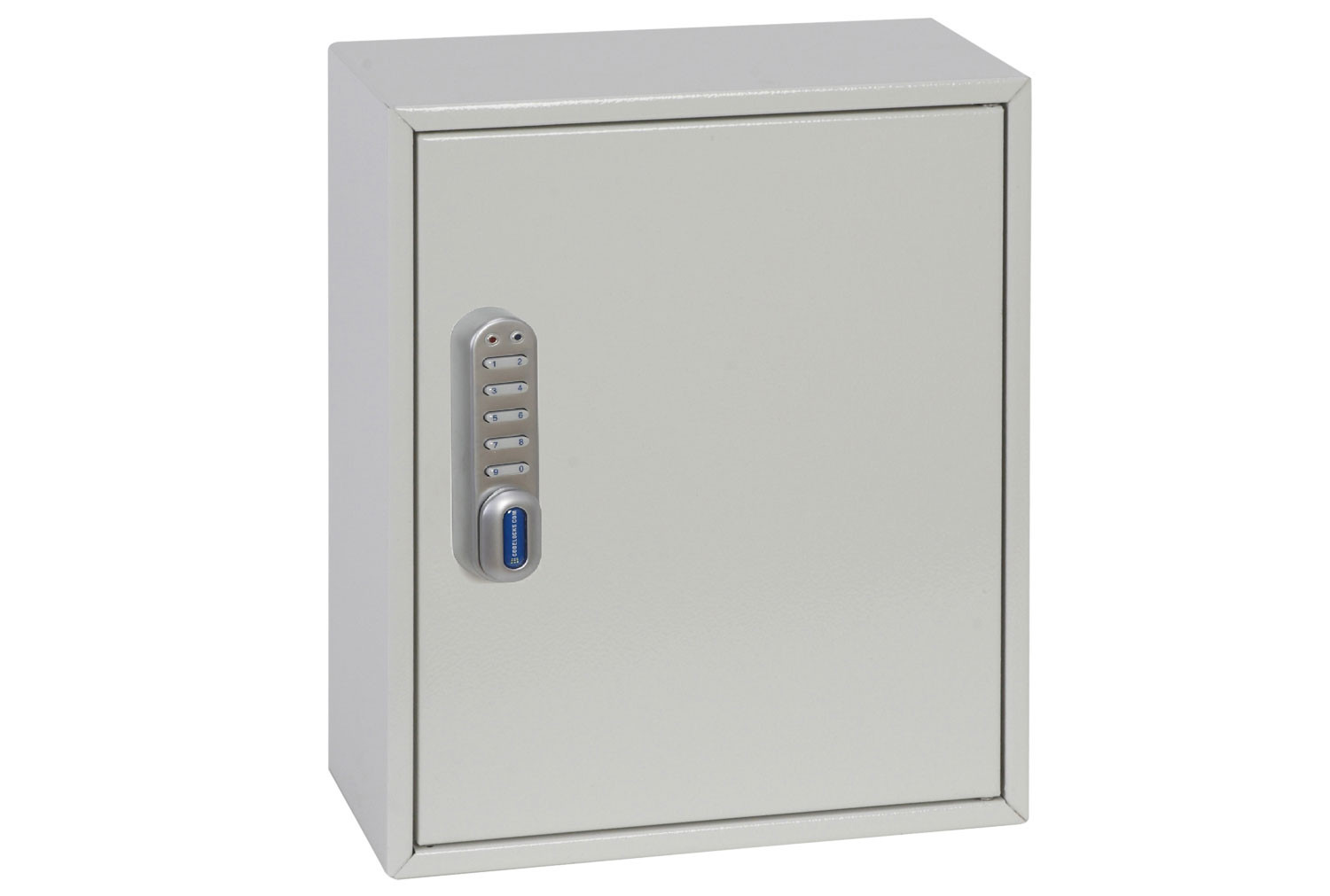 Phoenix KC0501E 24 Hook Deep Plus And Padlock Key Cabinet With Electronic Lock