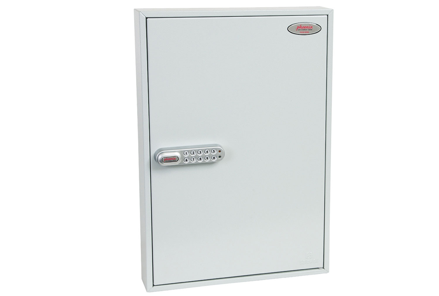 Phoenix KC0603E 100 Hook Key Commercial Key Cabinet With Electronic Lock