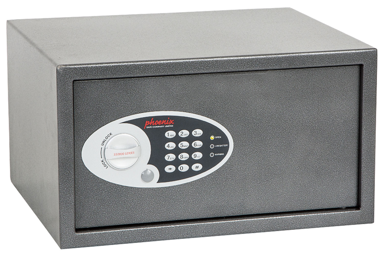 Phoenix Vela SS0803E Home Office Safe With Electronic Lock (34ltrs)