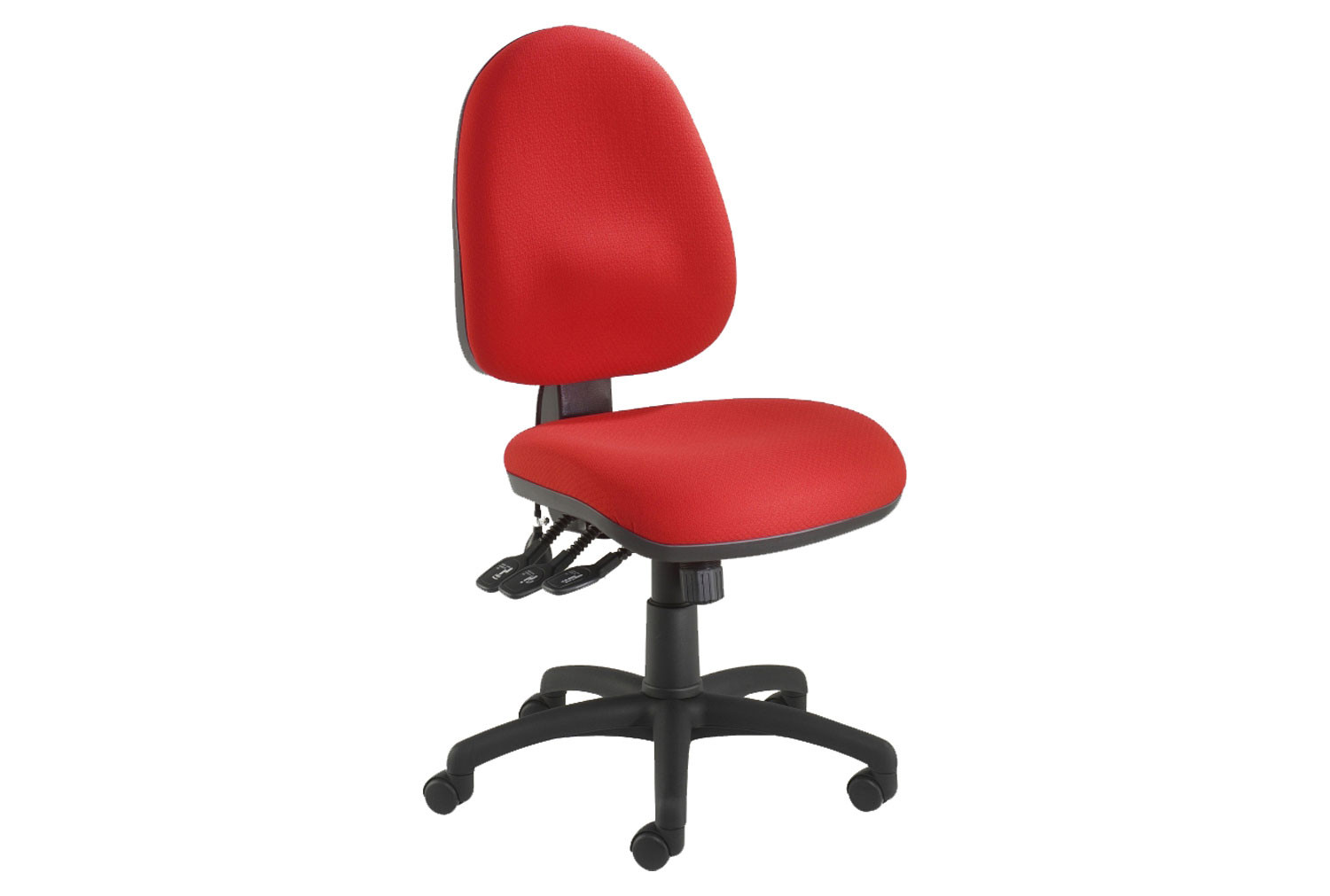 Westford High Back 3 Lever Inflatable Lumbar Operator Chair