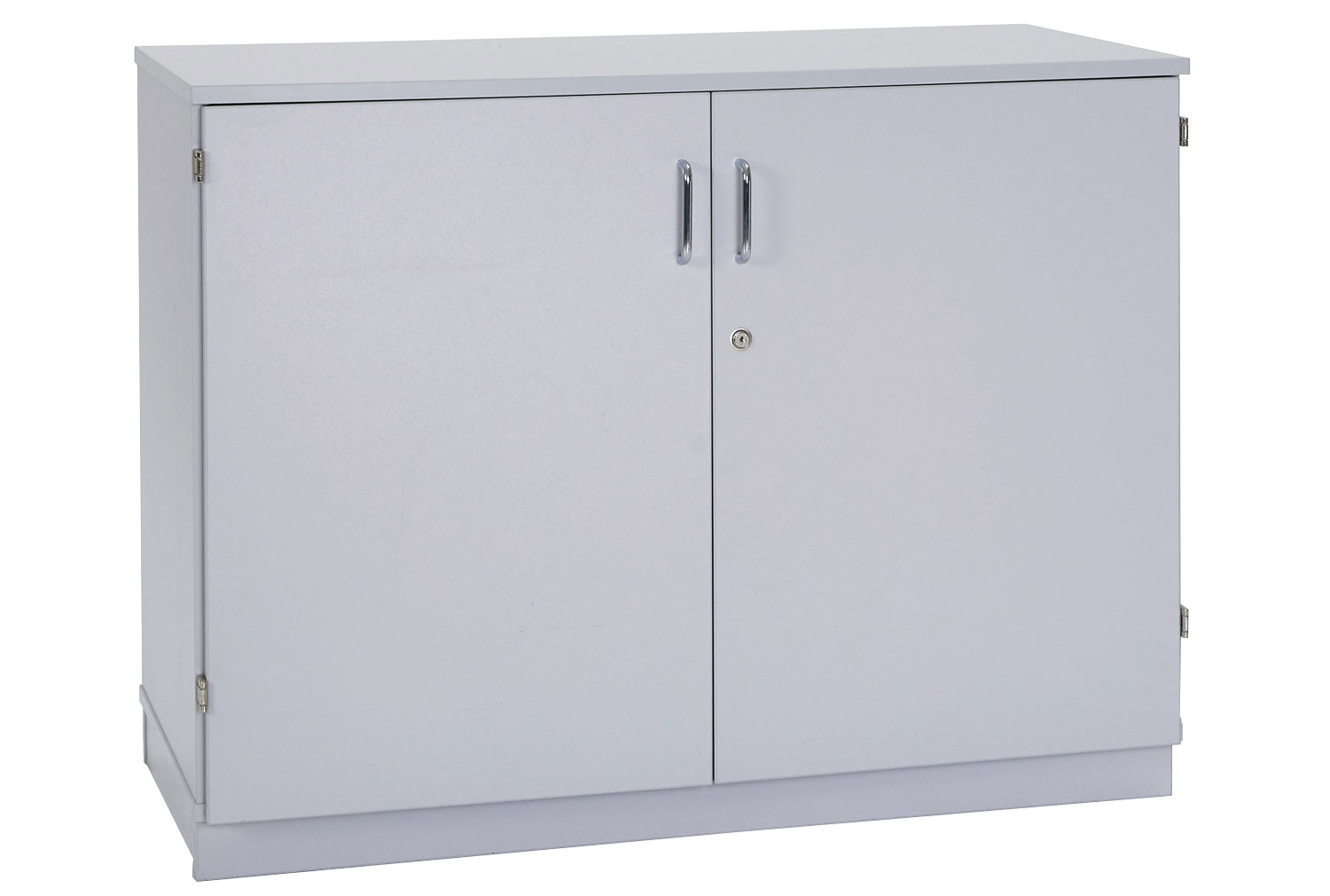 Pearl Storage Cupboard With 2 Adjustable Shelves
