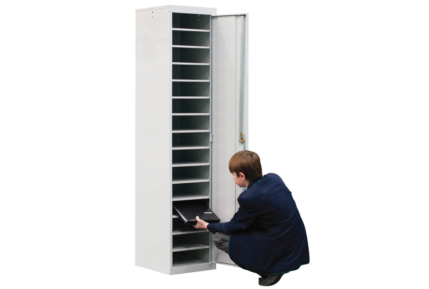 Laptop Storage Cupboard