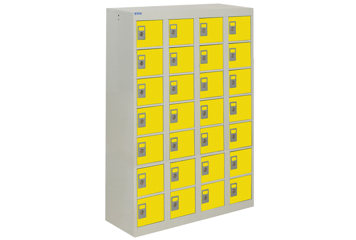 QMP Personal Effects Lockers With 28 Doors