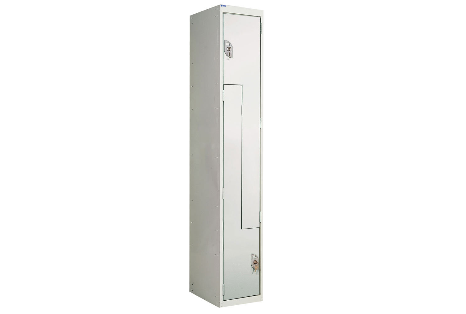 QMP Steel Z-Door Lockers