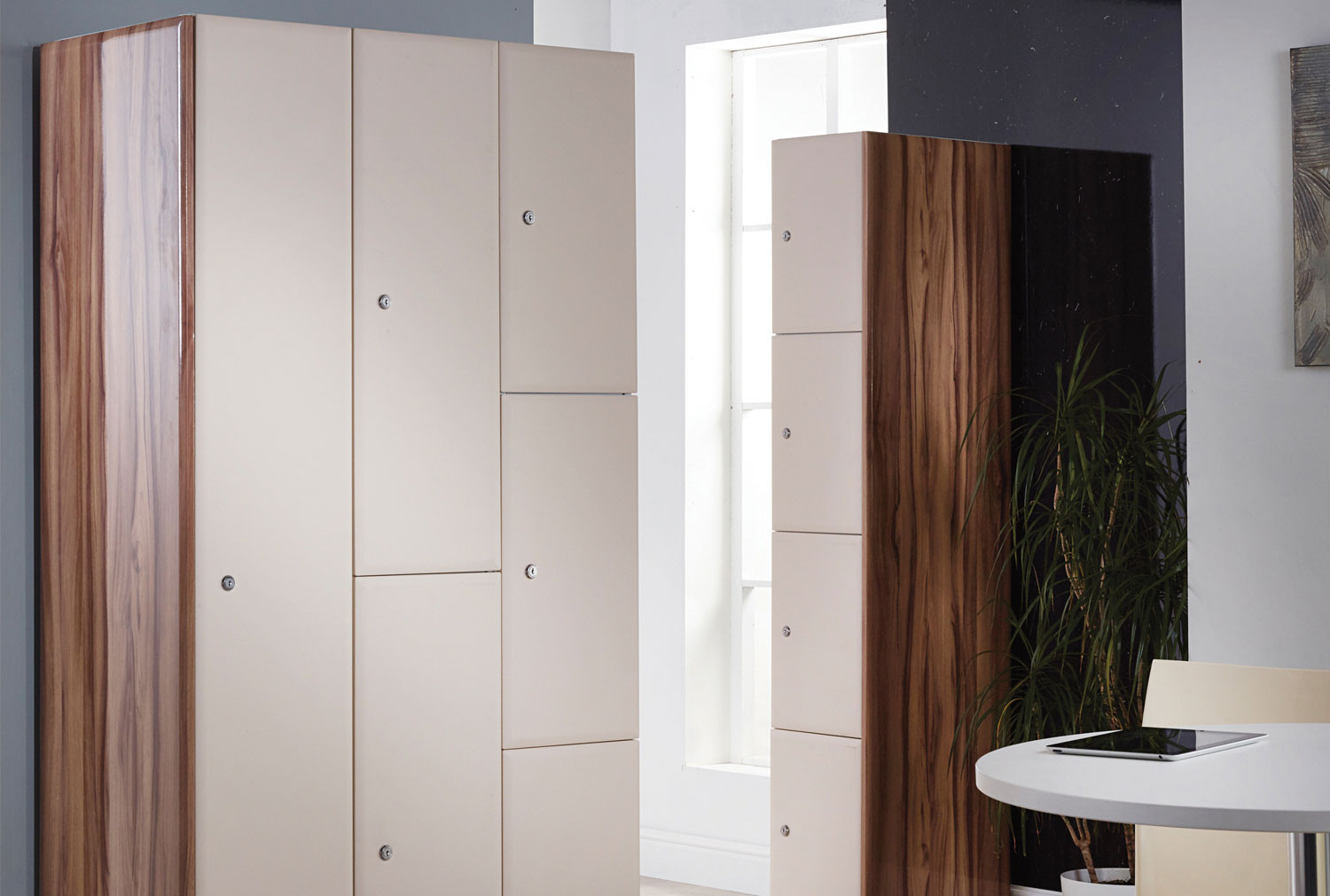 QMP Executive Lockers End Panels