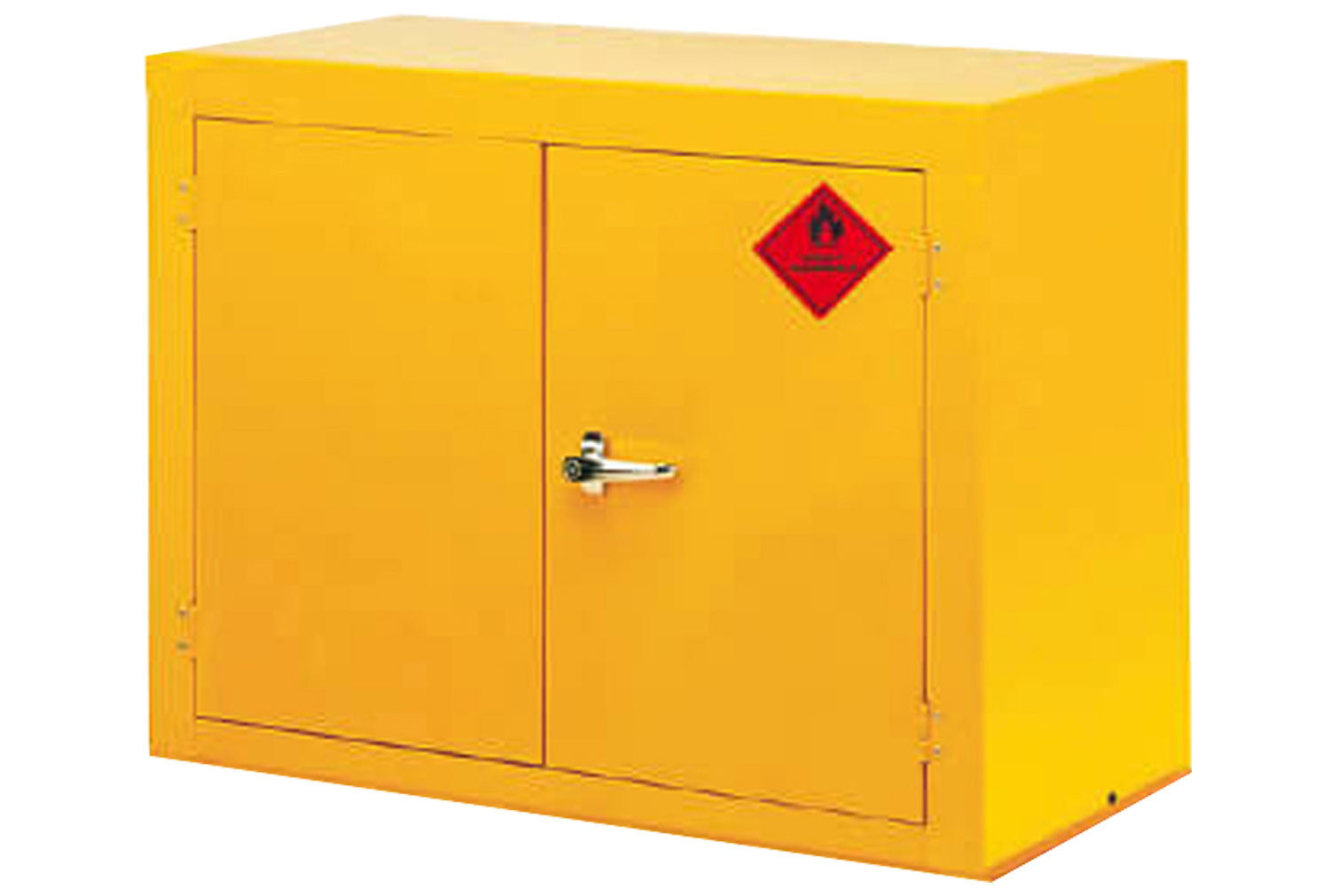 Hazardous Substance Cupboard With 1 Shelf