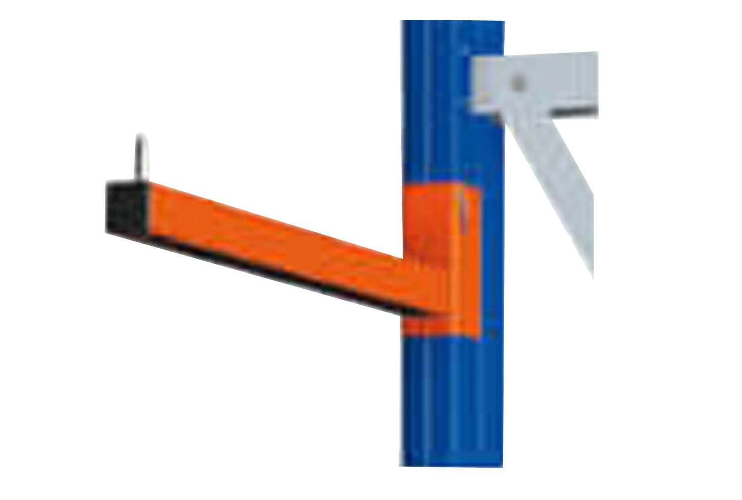 End Stops For Medium Duty Cantilever Racking