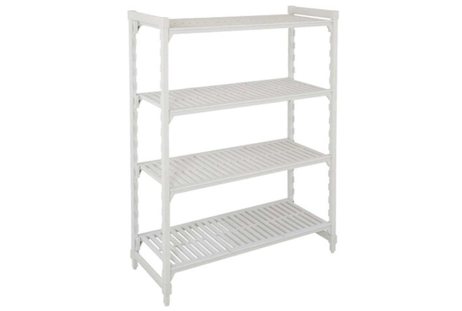 Cambro Catering Shelving With 4 Shelves Starter Bay