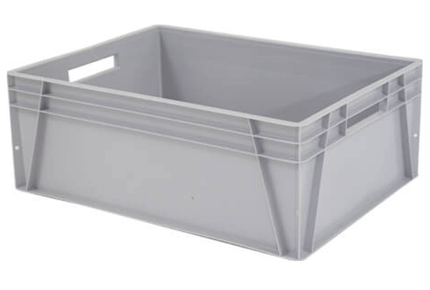 Solid Stackable Eurocontainer (34ltrs)