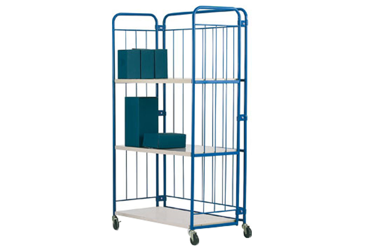 Folding Shelf Trolleys