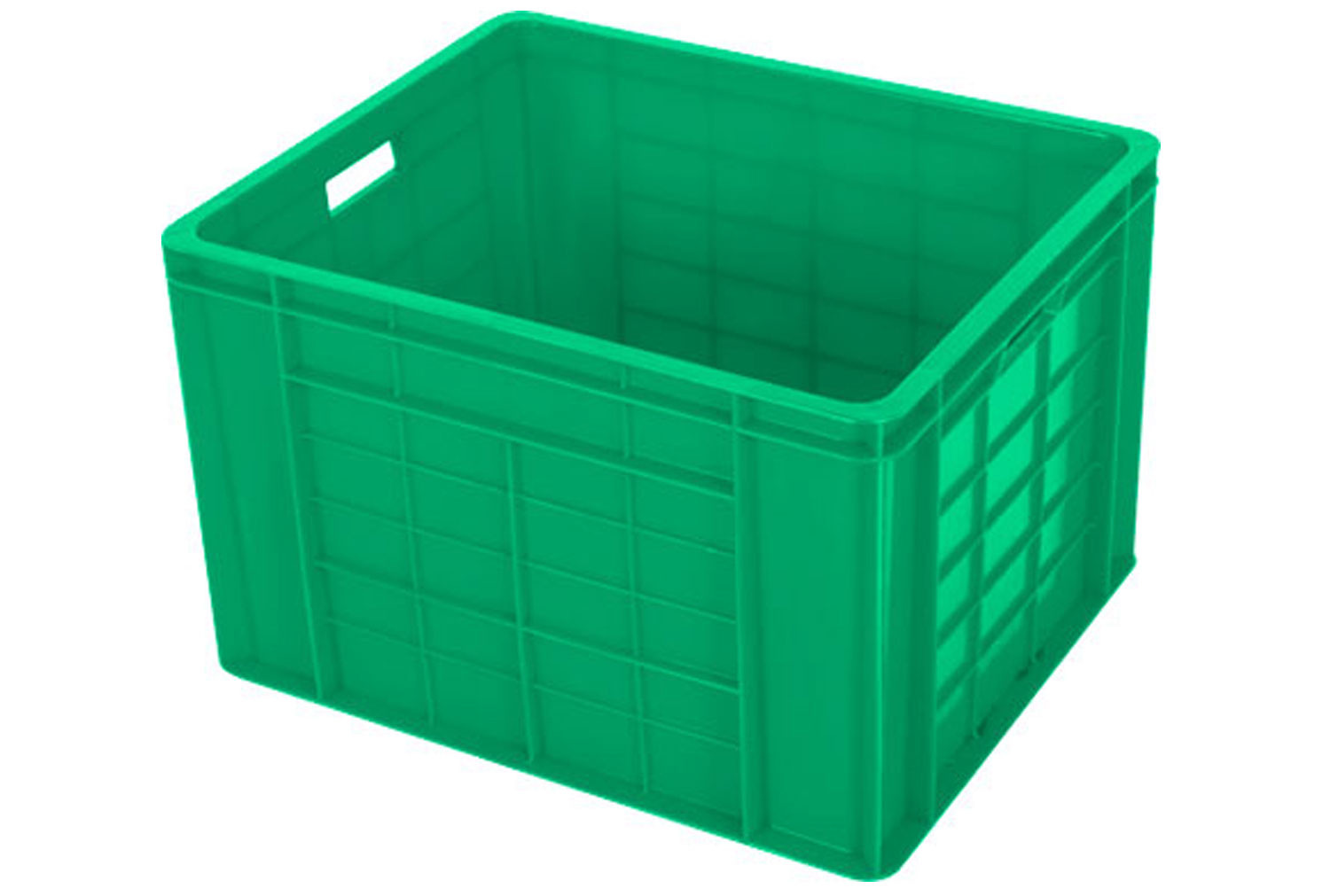 Small Solid Stacking Containers