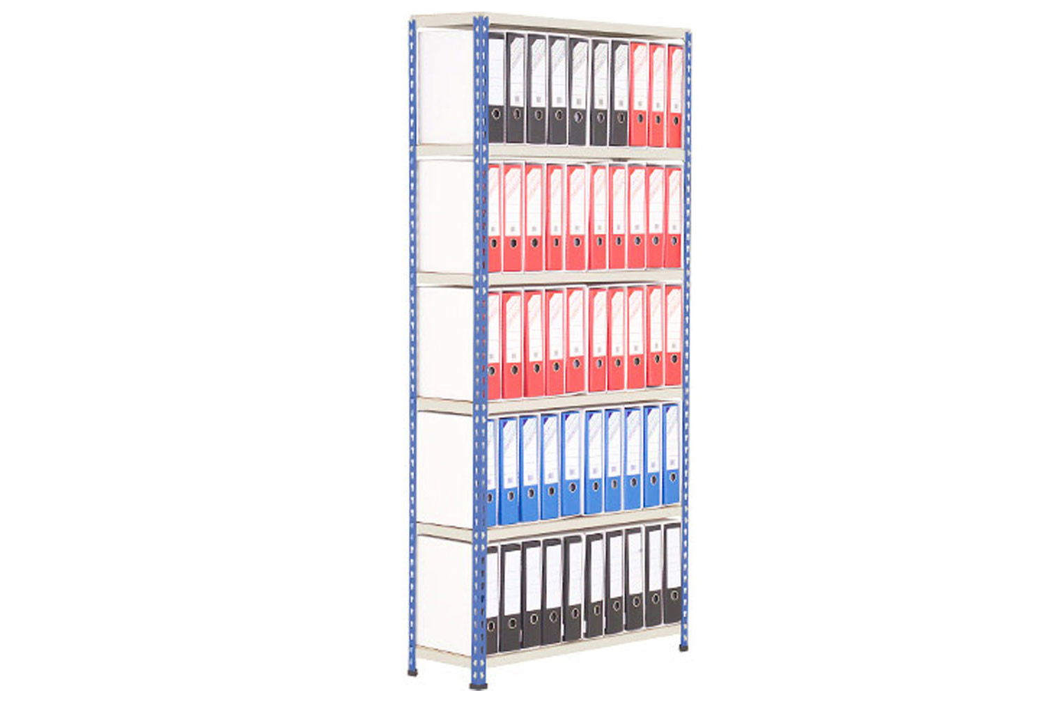 Tall Lever Arch Storage Unit