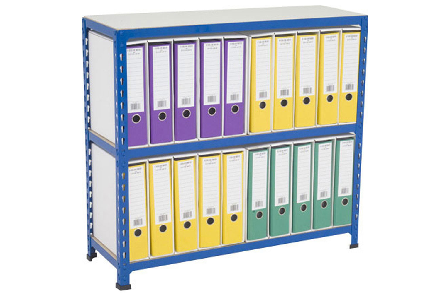 Lever Arch Storage Unit For 20 Foolscap Files