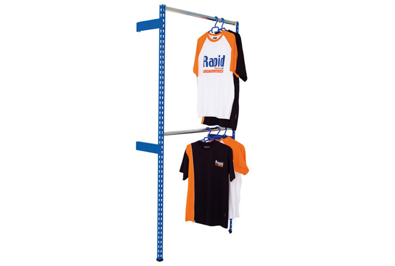 Rapid 2 Wall Mounted Garment Rack