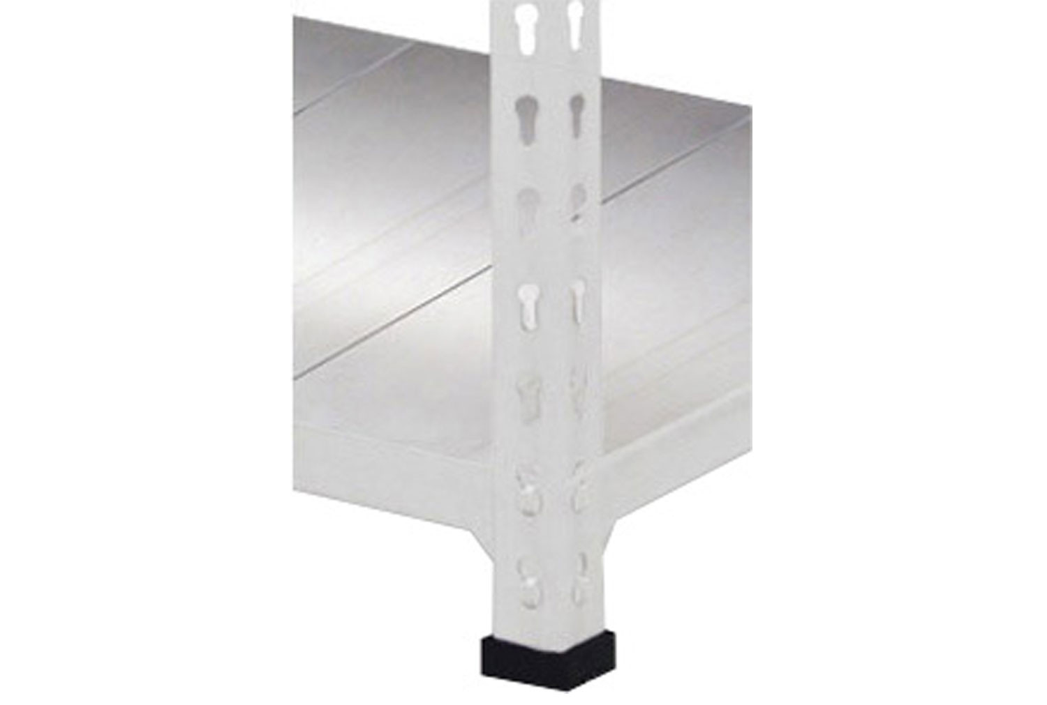 Rapid 2 Galvanized Steel Shelf (Grey)