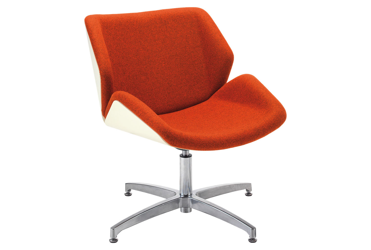Lockwood Chair With Swivel Base & Outer Back