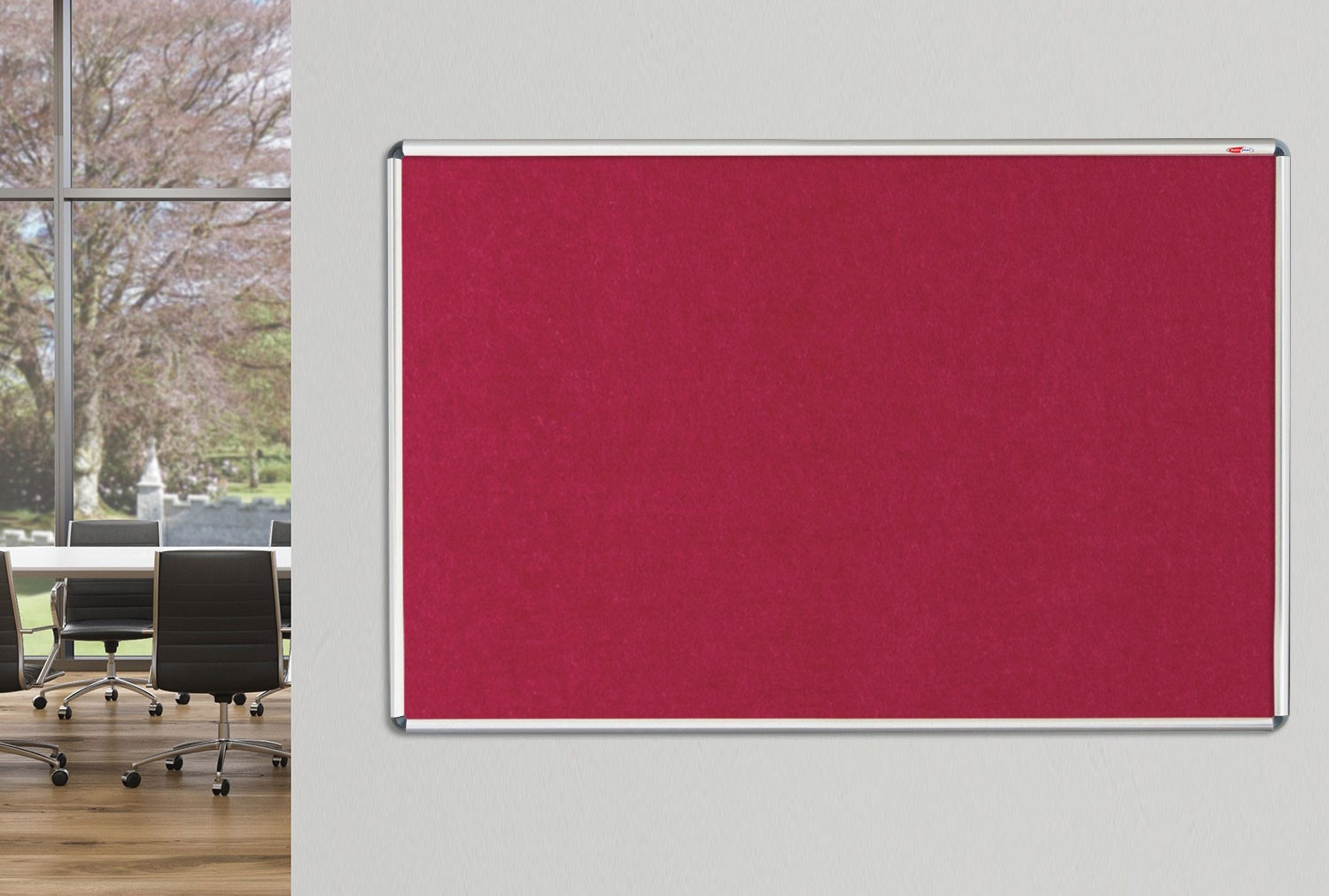 Shield Resist-a-Flame Eco-Colour Noticeboard