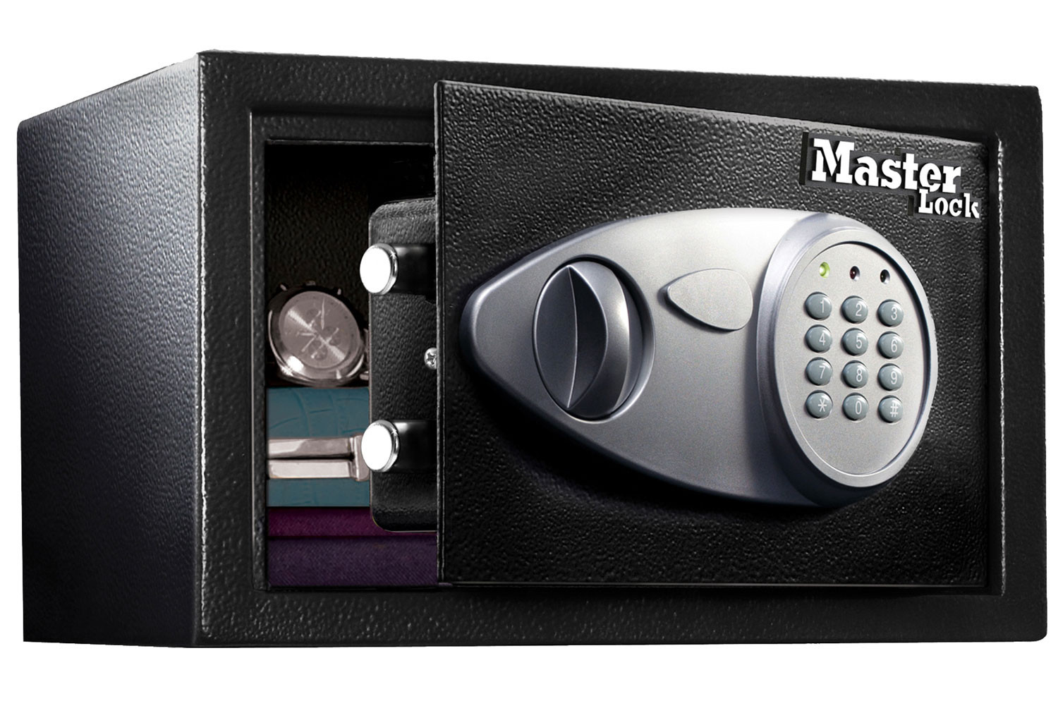 Master Lock X055ML Medium Security Safe With Electronic Lock (16ltrs)