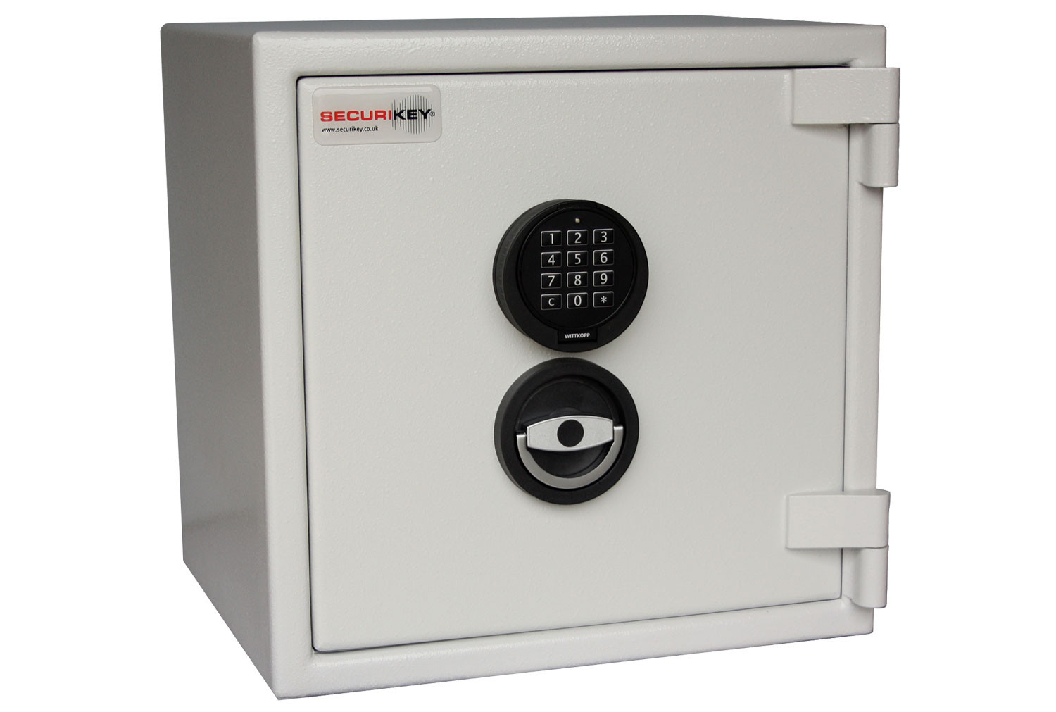 Securikey Euro Grade 0025CF Safe With Electronic Lock (27ltrs)