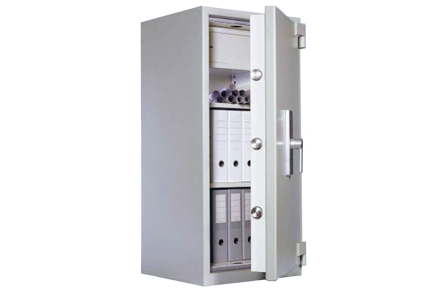 Securikey Euro Grade 2580N Safe With Key Lock (580ltrs)