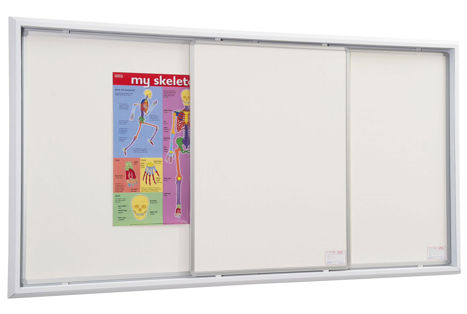 Sliding Writing Board Systems