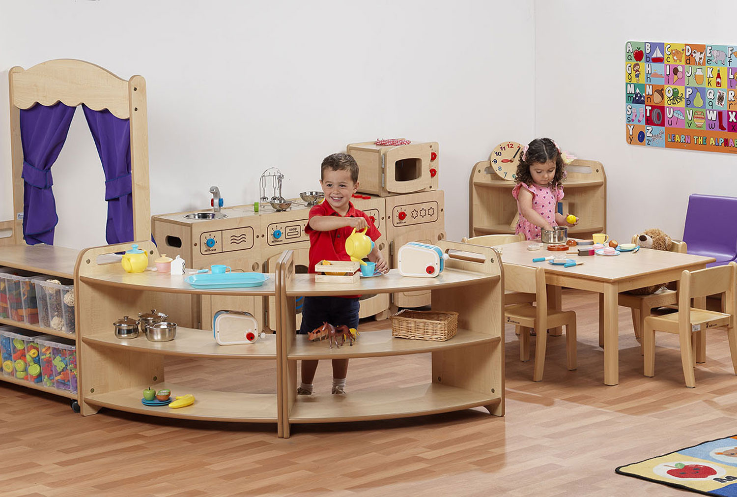 Playscapes Home Zone