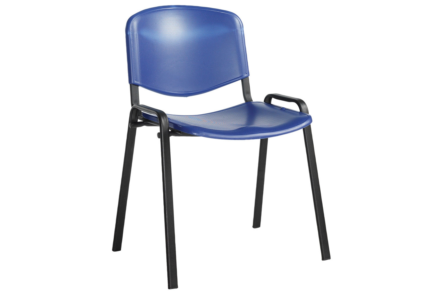 Pack Of 4 Plastic Conference Chairs