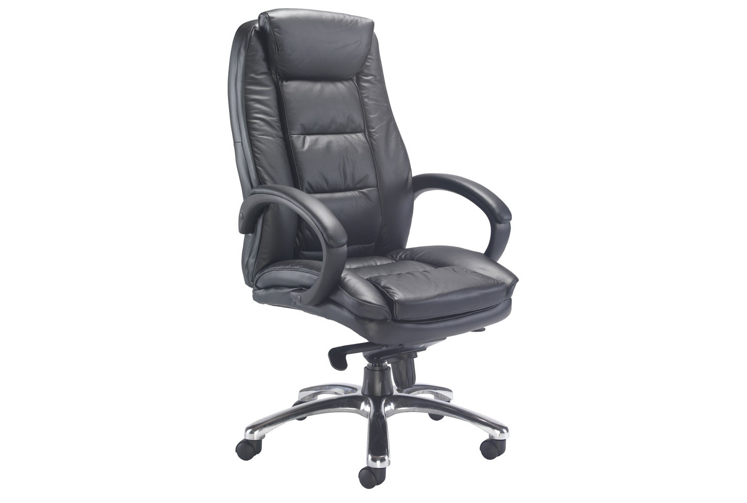 Cota Leather Faced Executive Chair