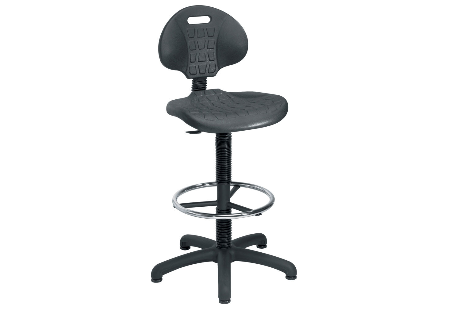 Next-Day Echo Industrial Draughtsman Chair
