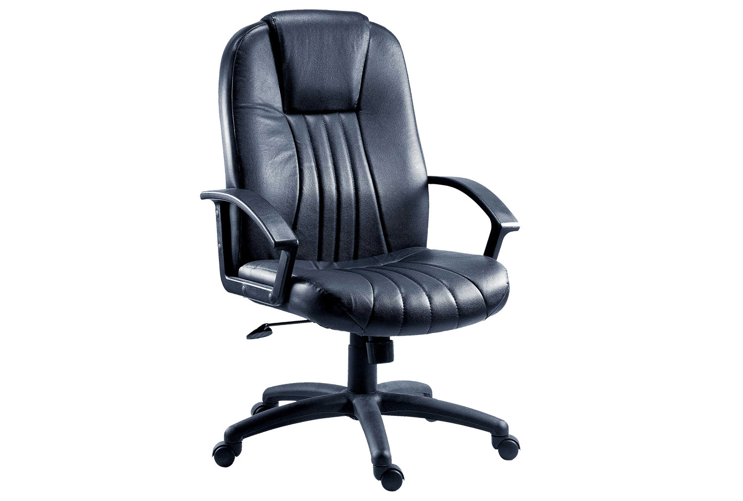 Metro Leather Faced Executive Chair