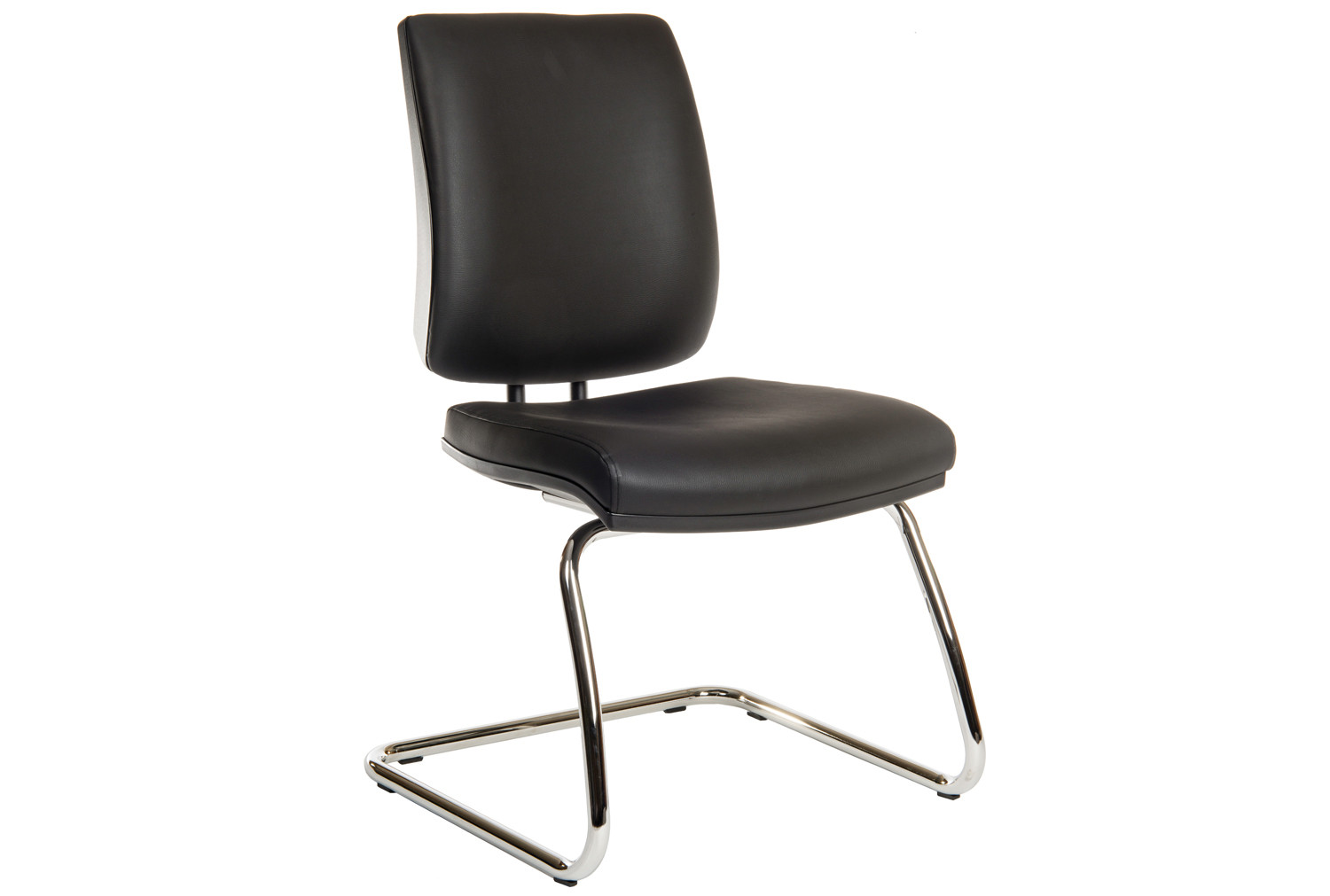 Next-Day Ergo Deluxe Visitor Chair (PU)