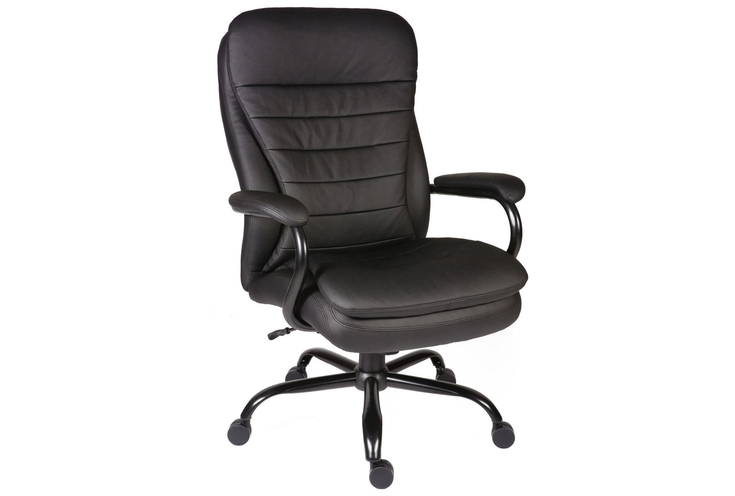 Next-Day Colossal Leather Faced Executive Chair