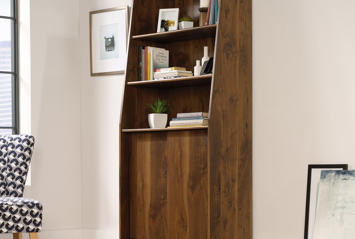 Harris Wide Bookcase