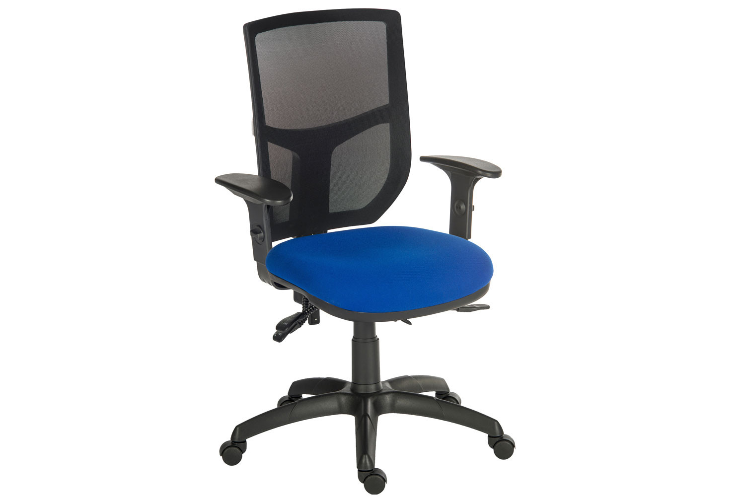 Comfort Ergo Operator Chair With Mesh Back