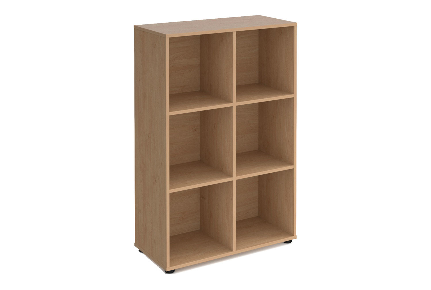 Brick Home Office 6 Cube Storage Unit (Vertical)