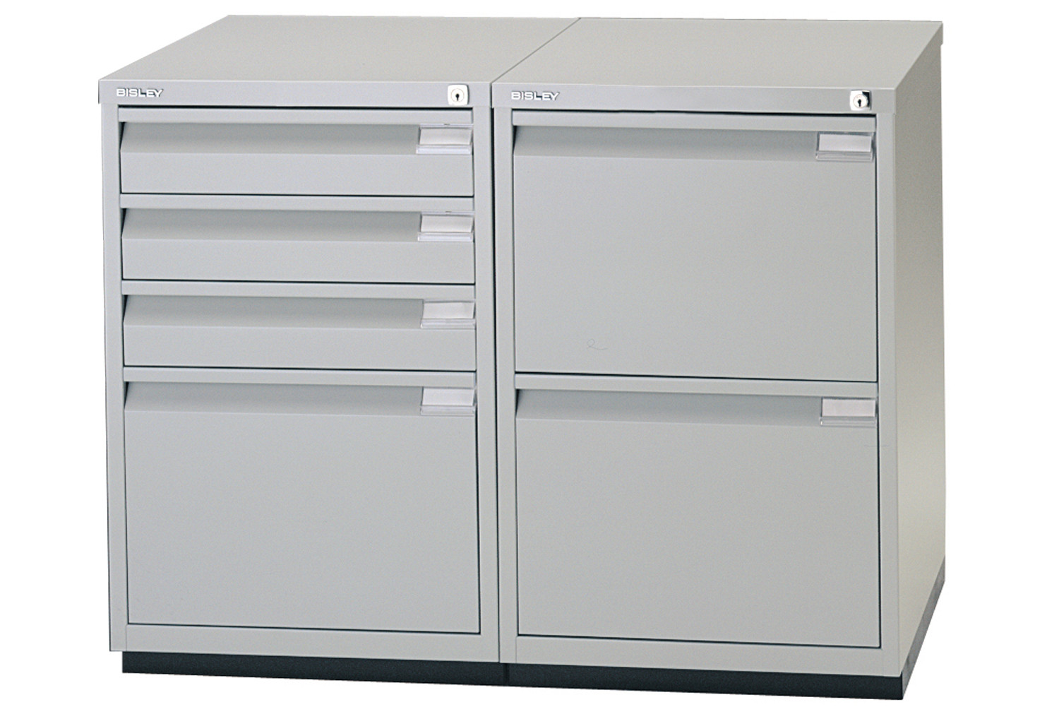 Bisley under desk multidrawers