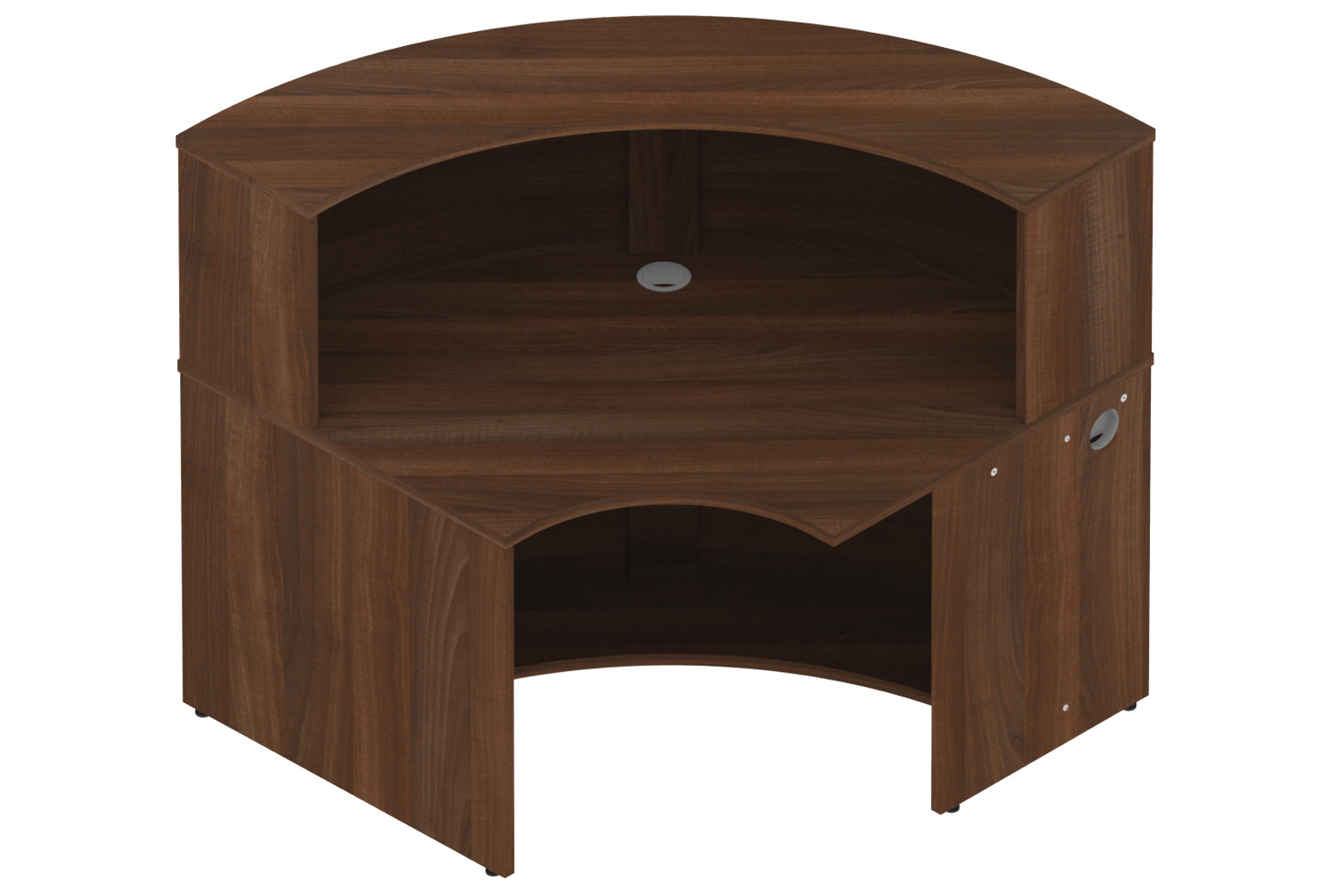 C - Welcome Corner Base Unit With Counter Top