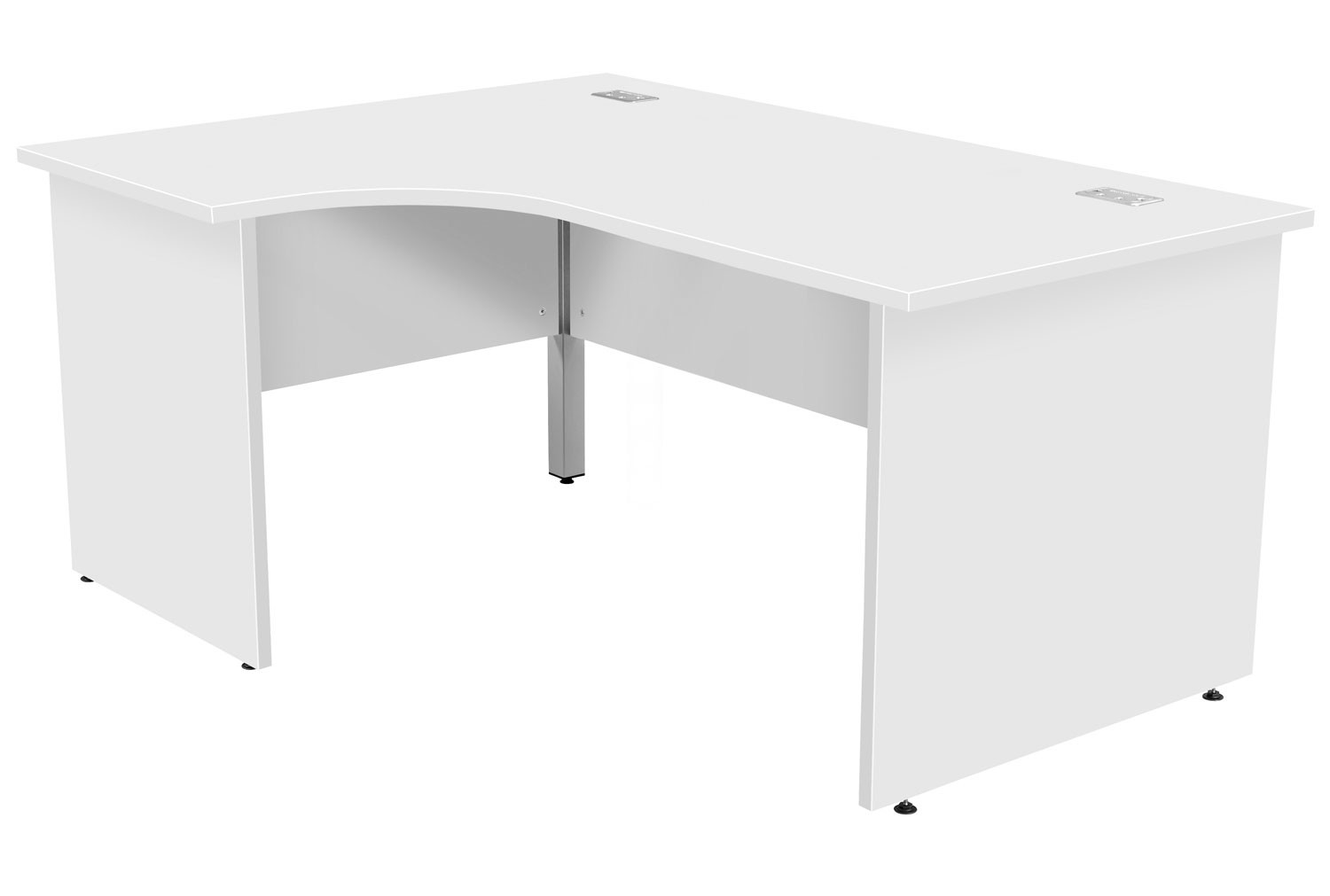 Proteus Panel End Left Hand Ergonomic Desk