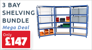 Budget Shelving Bundle Deal