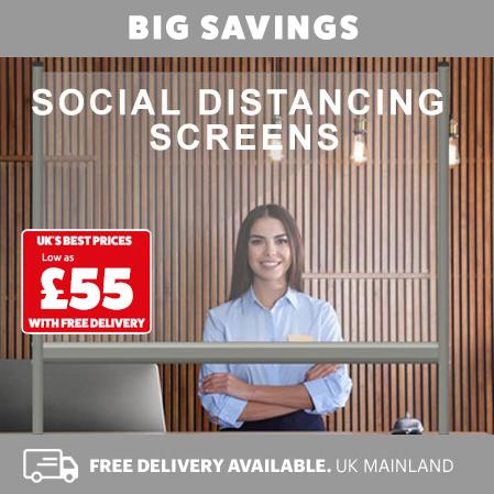 Social Distancing Screens