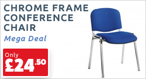Chrome Frame Conference Chairs