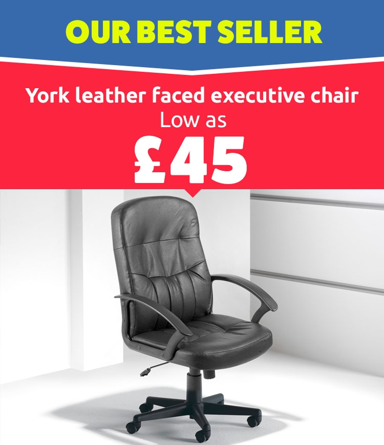 York Executive Chair